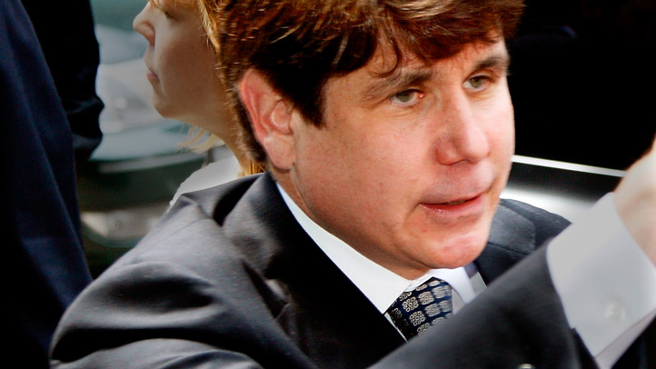 Blagojevich Trial Arrive