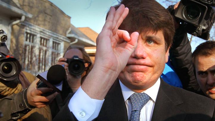 Blagojevich Sentencing