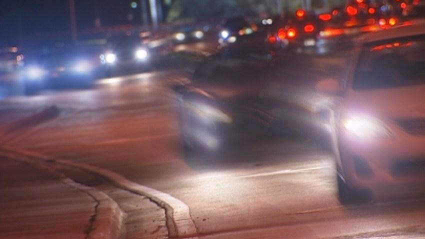 Blurry cars generic