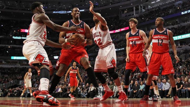 Bulls Beat Wizards