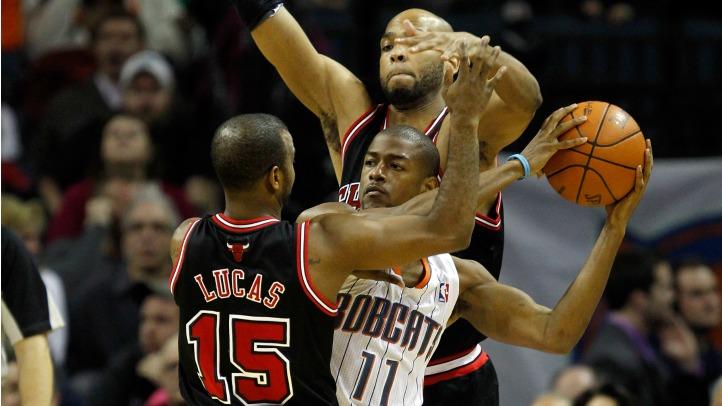 Bulls Crush Bobcats