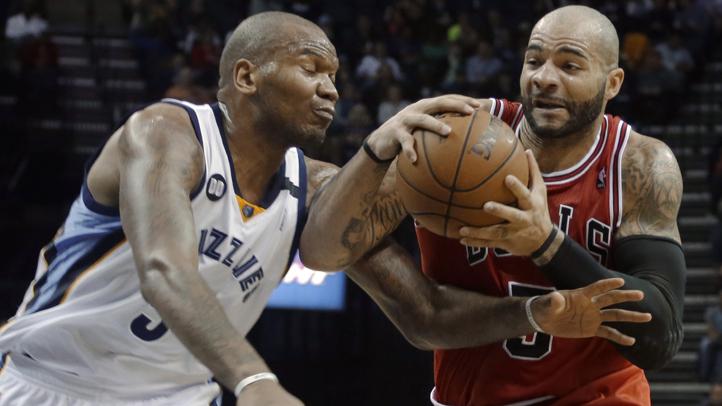 Bulls Grizzlies Basketball
