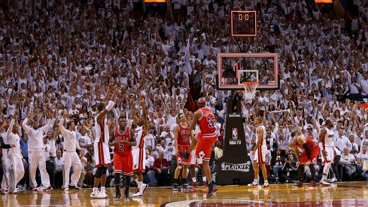 Bulls Lose Game 5