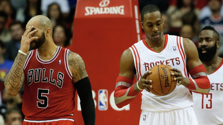 Bulls Rockets