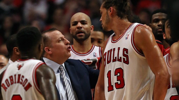 Bulls Stand by DRose