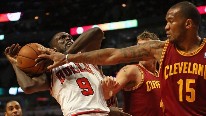 Bulls fall to Cavs