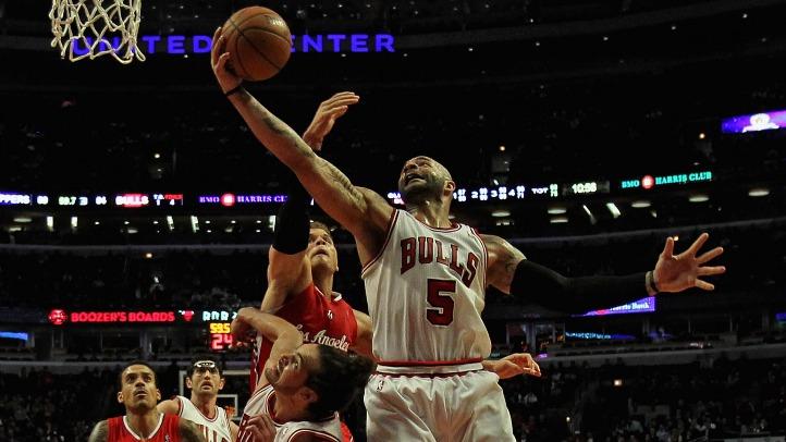 Bulls v. Clippers