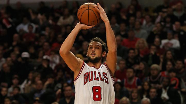 Bulls vs Knicks