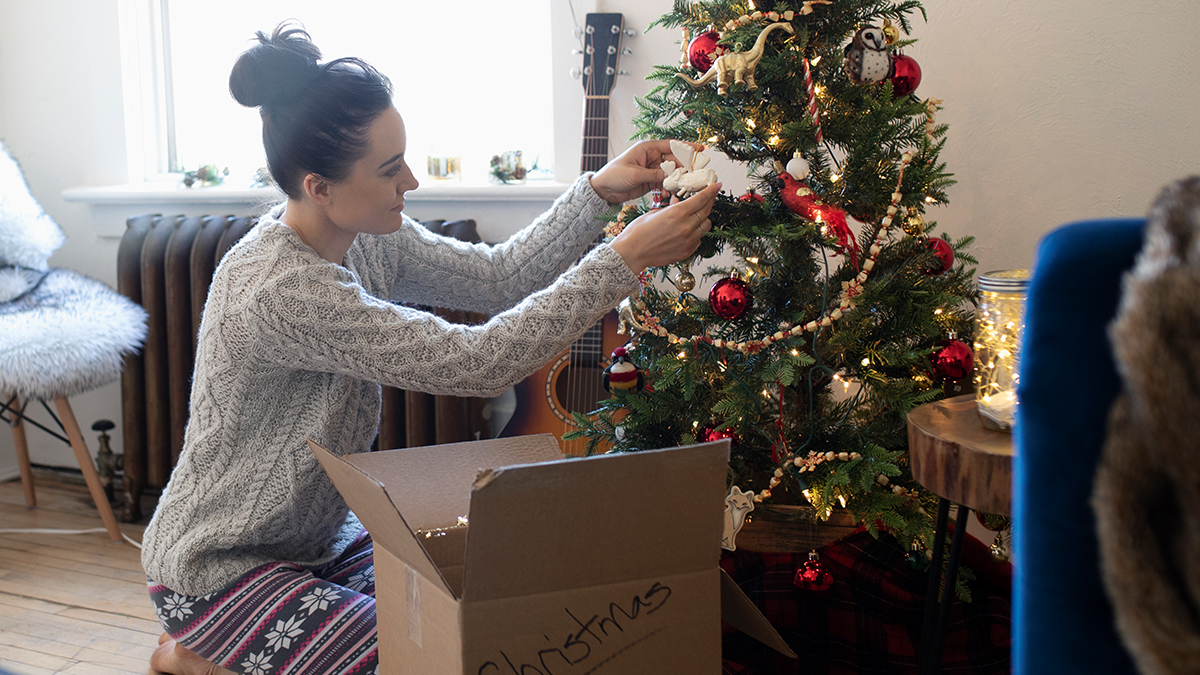 Christmas Trees Come With Allergy Risks