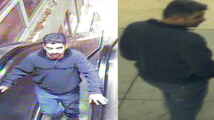 CTA attack suspect