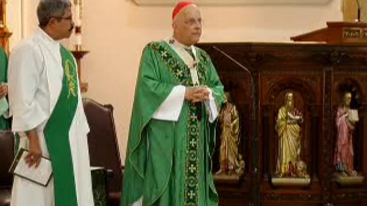 Cardinal George Mass