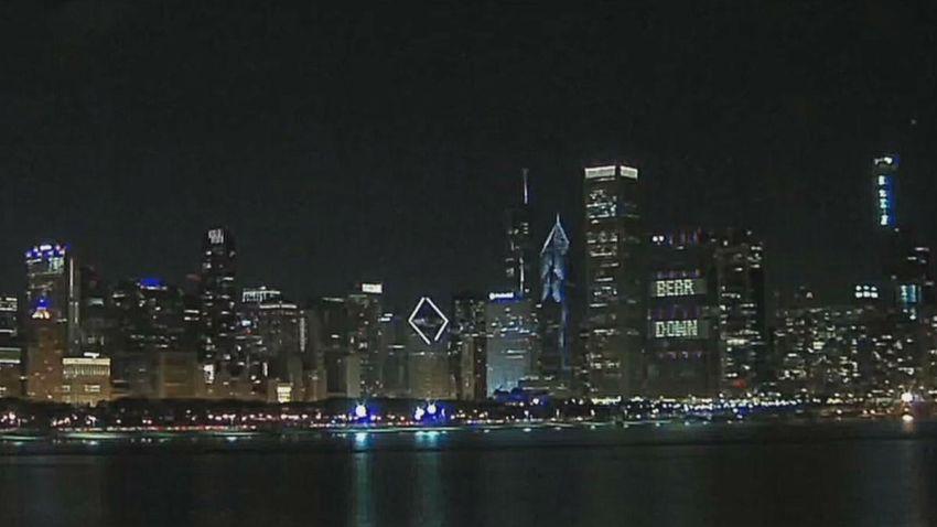 Chicago Bears Skyline 1-5