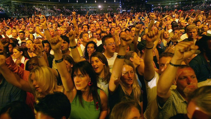 Concert audience generic