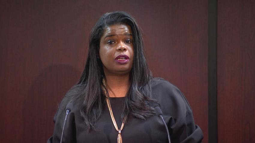 State's Attorney Kim Foxx, Challenger Bill Conway Exchange Barbs Over Burke, Smollett