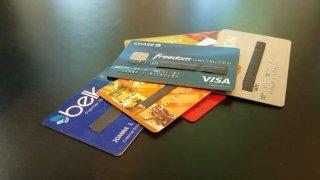 Credit Cards Generic 101019