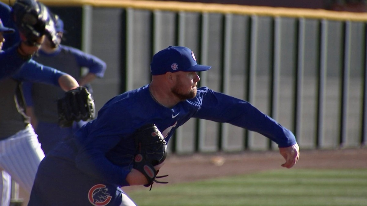 Cubs Feeling Excitement, Motivation Ahead of Spring Training