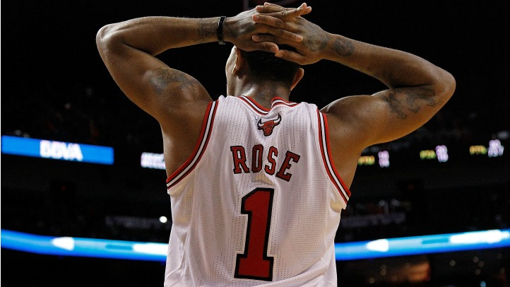 DRose Hurt Again