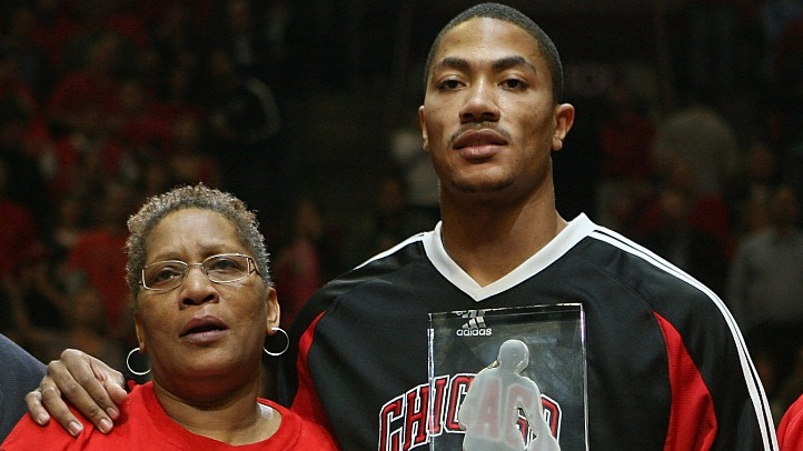 DRose and Brenda Rose