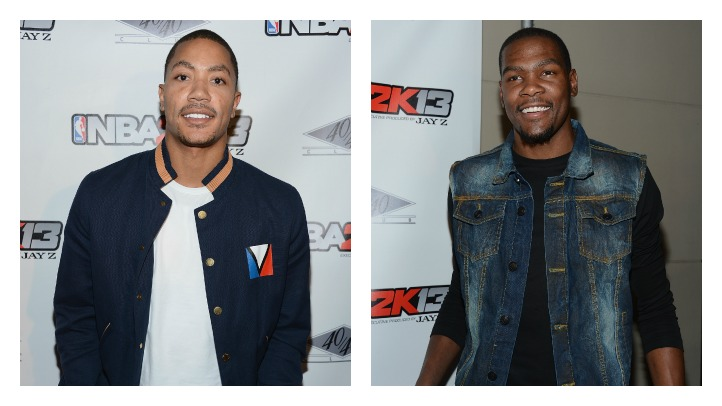 DRose and KD