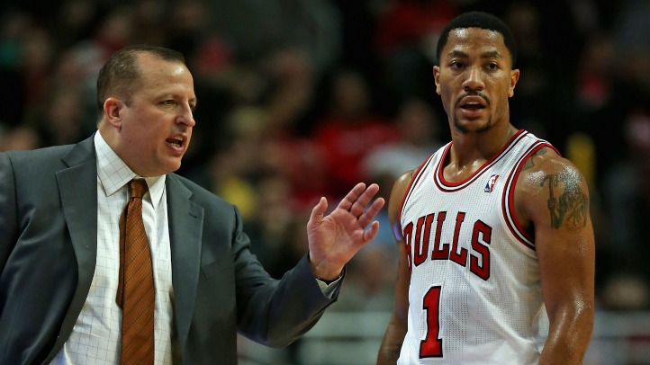 DRose and Thibs 5