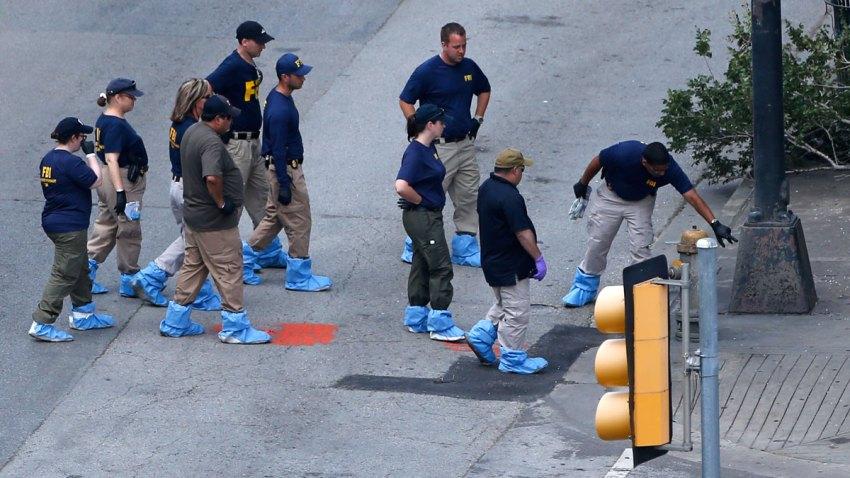 APTOPIX Police Shootings Dallas