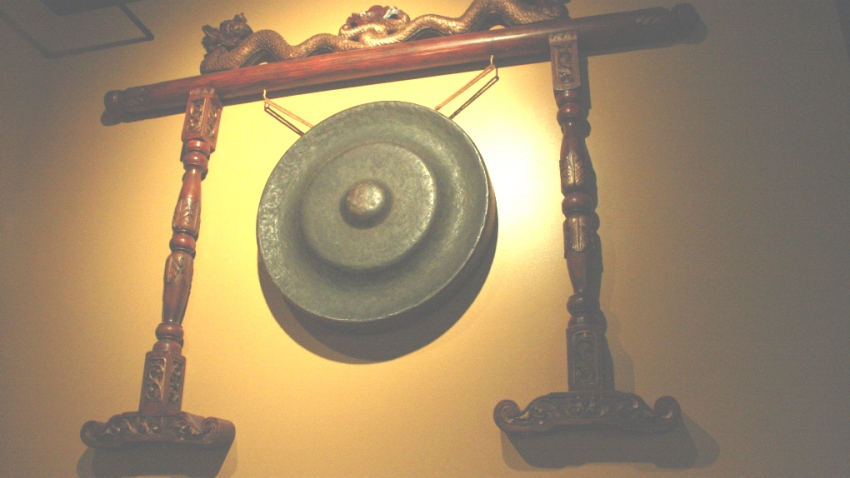 Dragons Den Gong