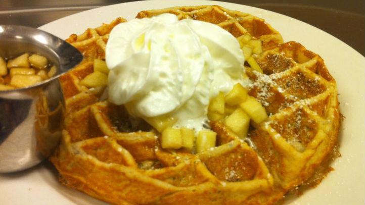 E.leaven Waffles