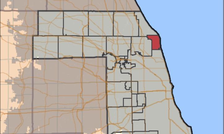 Evanston map p1