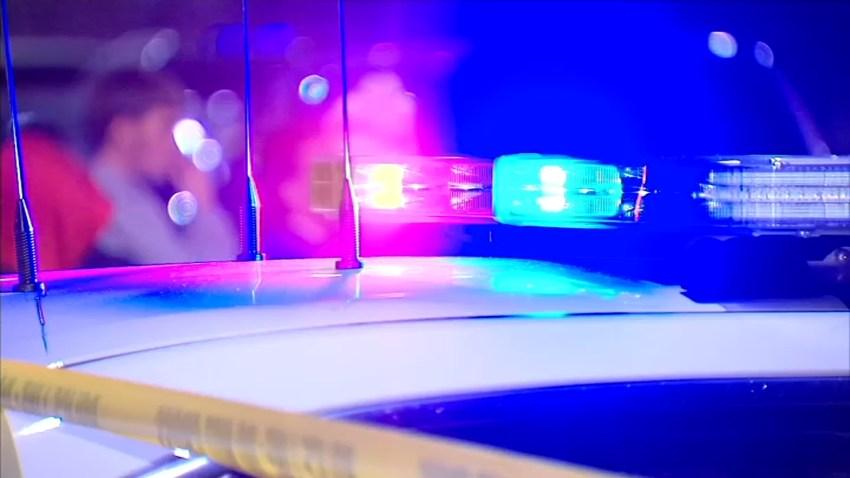 Generic Police Car Police Tape