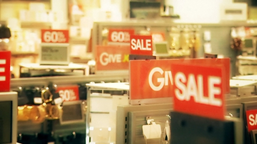 Generic Sale Holiday Shopping