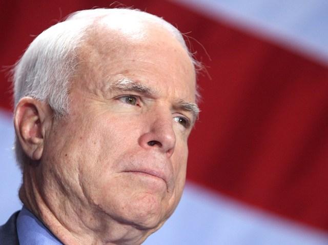 Generic Election McCain 2