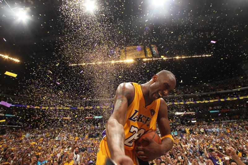 Timeline: A Look Back at Kobe Bryant's NBA Career