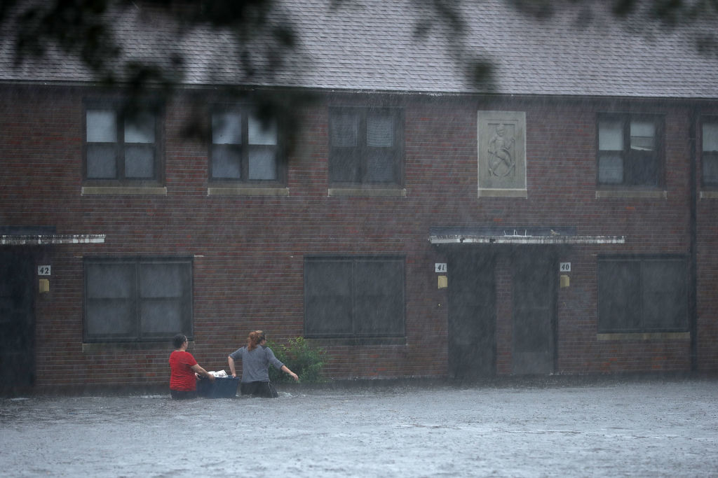 Florence in Photos: Long Recovery Ahead for Carolinas From ...
