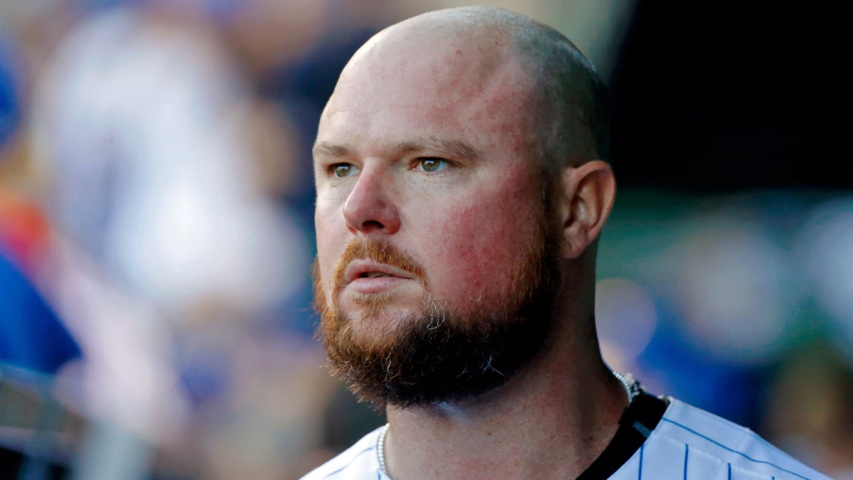 Jon Lester Struggles as Cubs Fall to Rockies in Mesa
