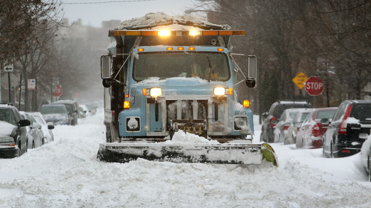 Snow Expected in Chicago Area Monday, But Just How Much?