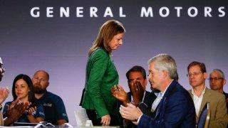 General Motors CEO