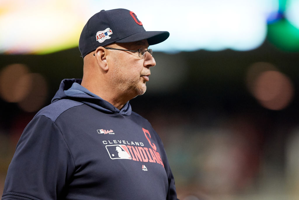 Indians Manager Francona Says Time to Change Nickname for Club