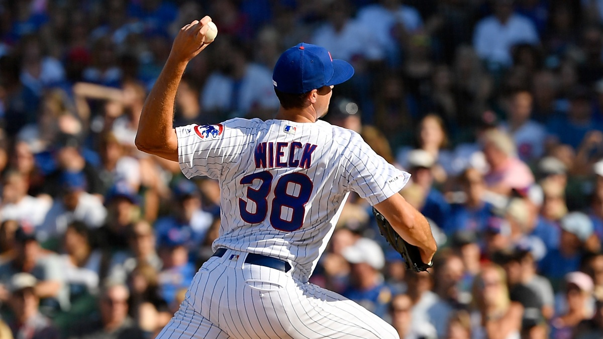 Cubs Reliever Brad Wieck Has Surgery for Heart Flutter