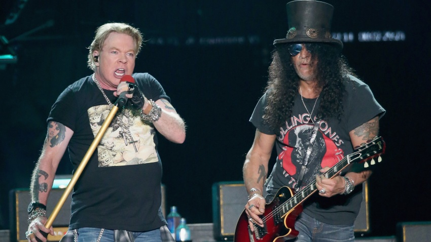 Guns N' Roses Added to Packed Wrigley Field Concert Lineup