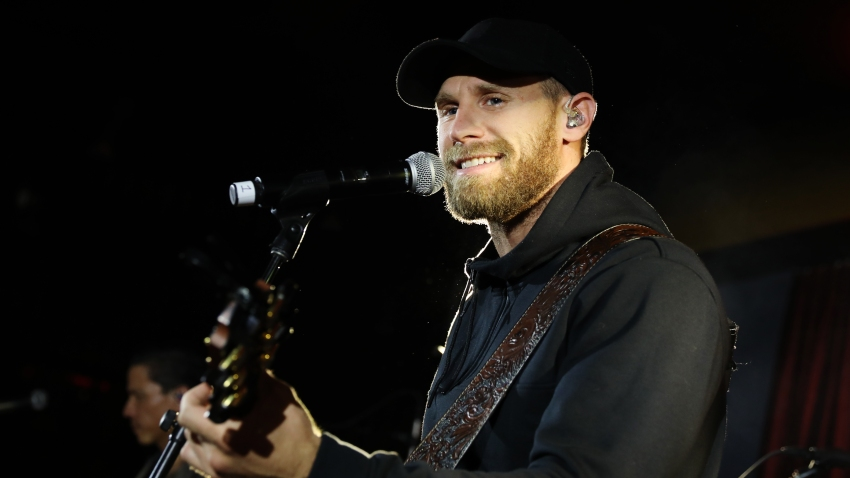 Chase Rice performs at the 10th Annual BBR Music Group Pre-CMA Party at the Cambria Hotel Nashville on November 12, 2019 in Nashville, Tennessee.