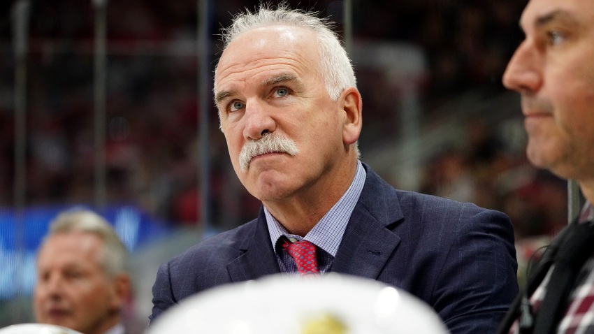 Joel Quenneville Set for Chicago Return as Panthers Come to Town