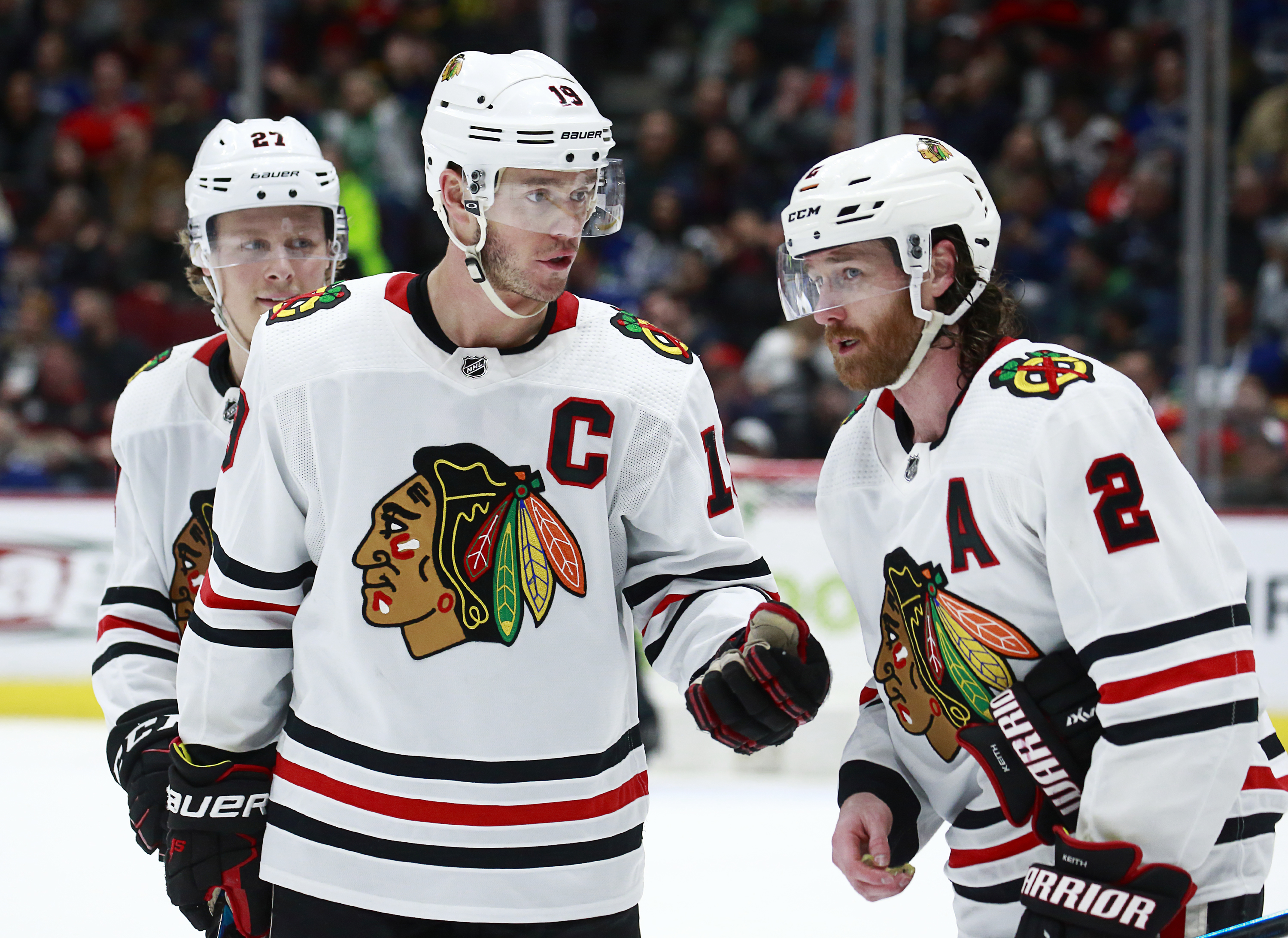 Blackhawks to Face Oilers in Play-In Series as Part of NHL's Plan to Resume Play