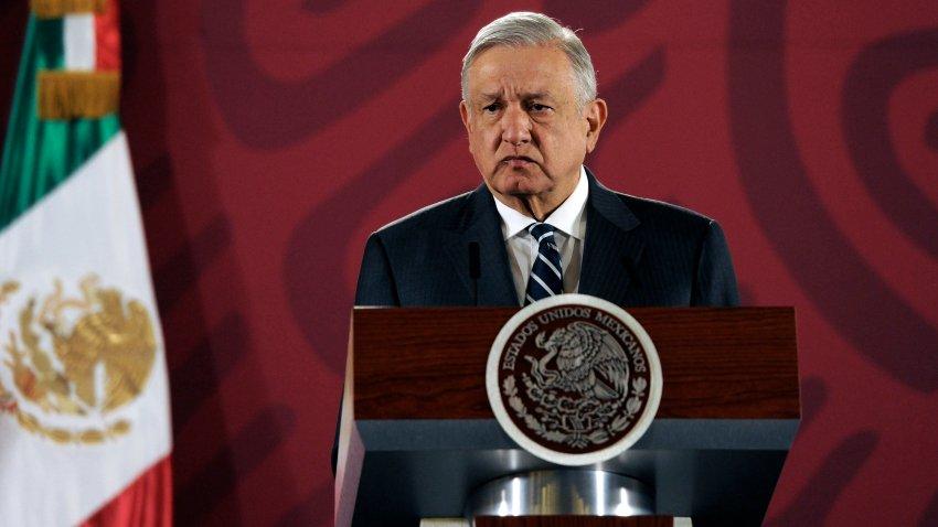 Mexican President Andrés Manuel López Obrador