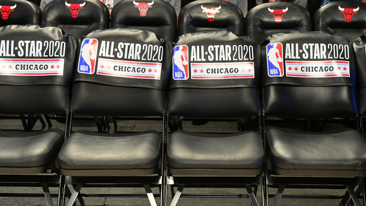 Celebrities Pay Tribute to Chicago in NBA All-Star Game Pregame Videos