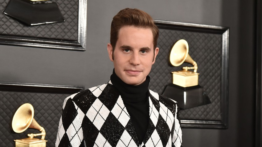 In this Jan. 26, 2020, file photo, Ben Platt attends the 62nd Annual Grammy Awards at Staples Center in Los Angeles, CA.