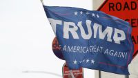 Police: Indiana Couple Drove Boys With Trump Flags Off Road