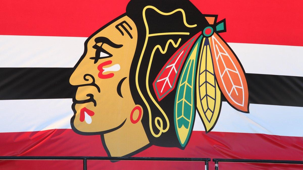 Chicago Blackhawks Coverage - cover