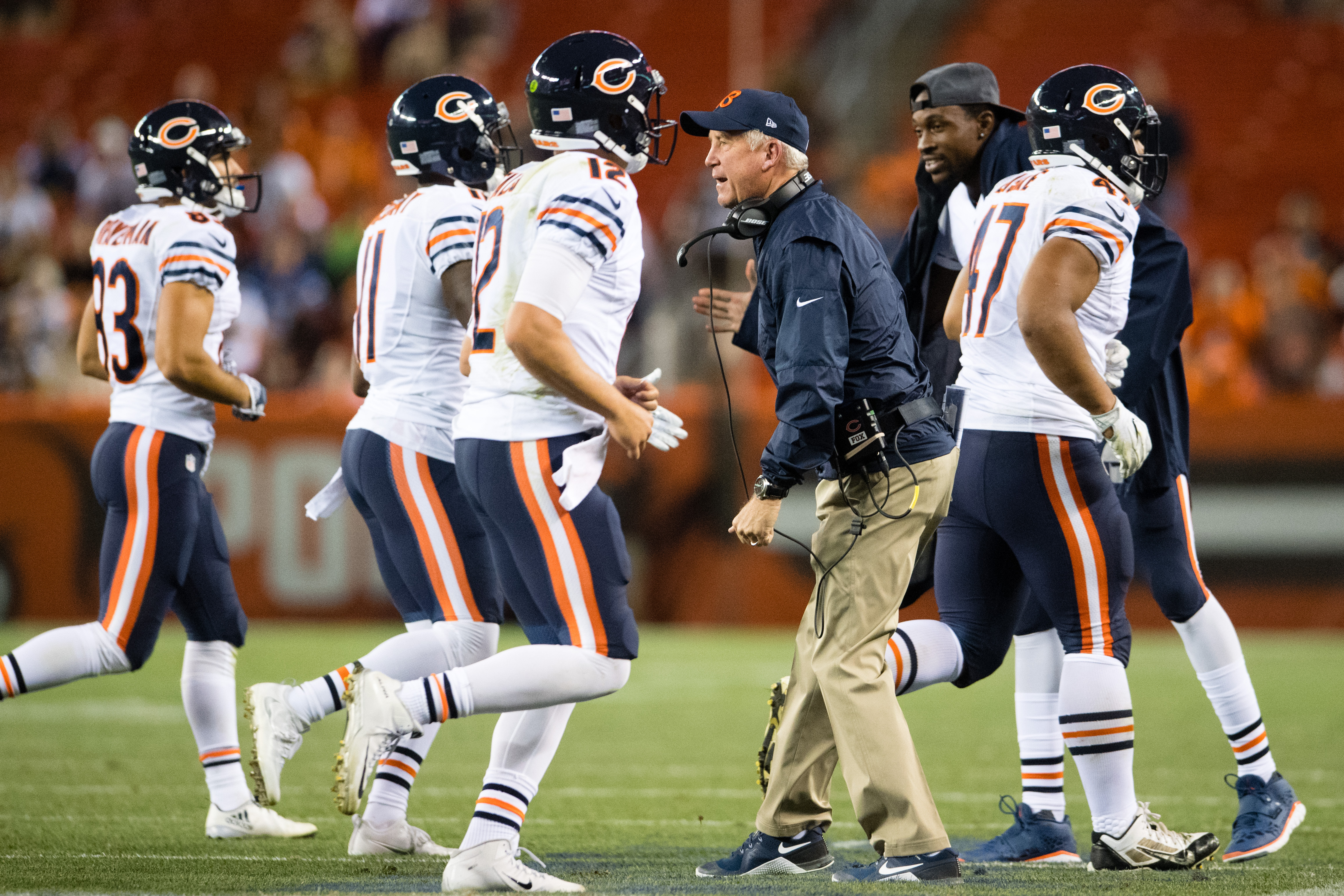 Bears Reveal Special 'Color Rush