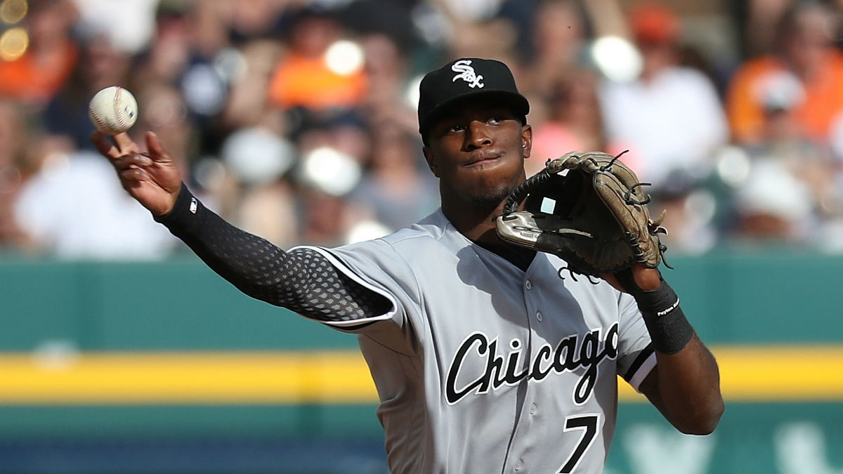 Tim Anderson Leaves White Sox Game With Hamstring Cramps