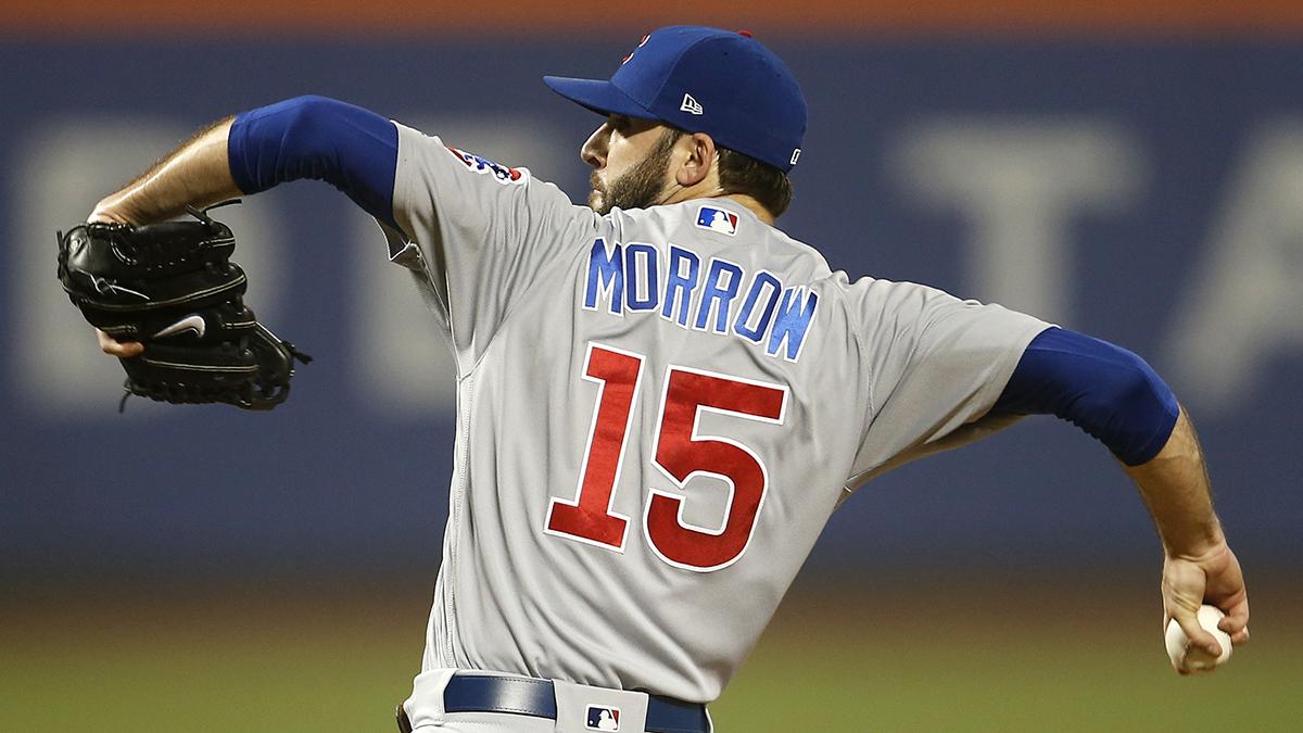 Cubs Closer Brandon Morrow Shut Down